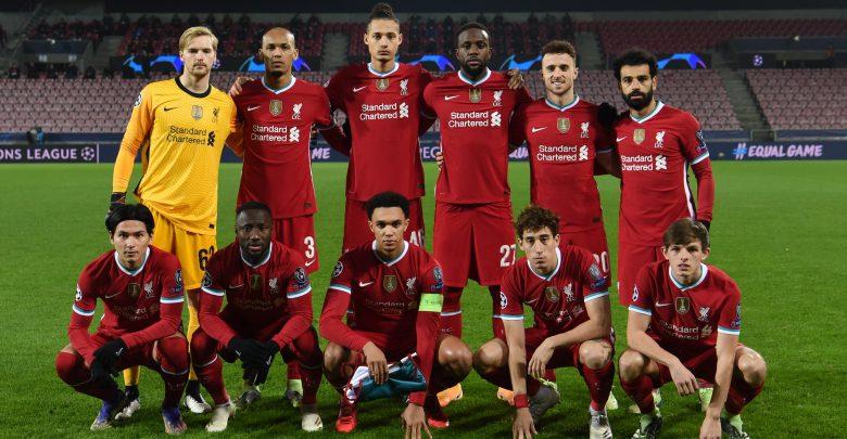 ليفربول يتعادل إيجابيا أمام ميدتيلاند في دوري الأبطال