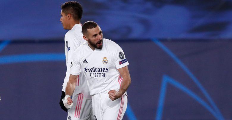 ريال مدريد يبدع ويفوز بهدفين علي بوروسيا مونشنجلادباخ في دوري الأبطال