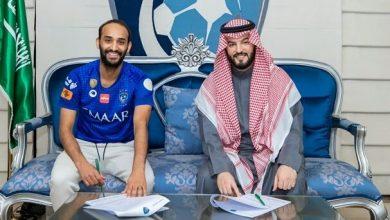 رسمياً.. الهلال يجدد عقد عبدالله عطيف
