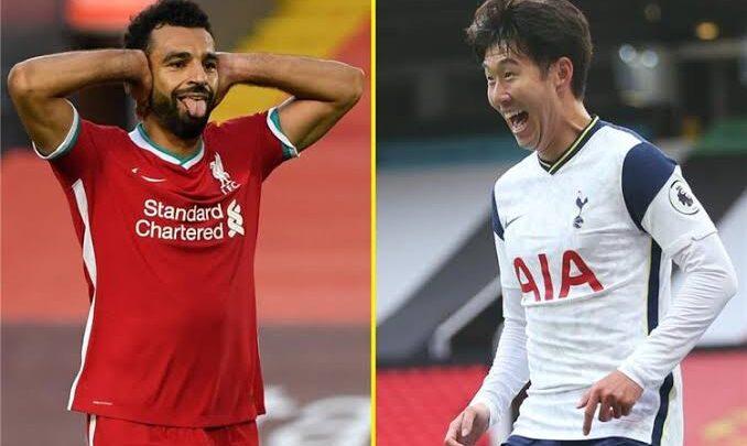 """""""صلاح"""" يقود ليفربول و""""سون"""" يقود توتنهام في قمة الدوري الإنجليزي"""