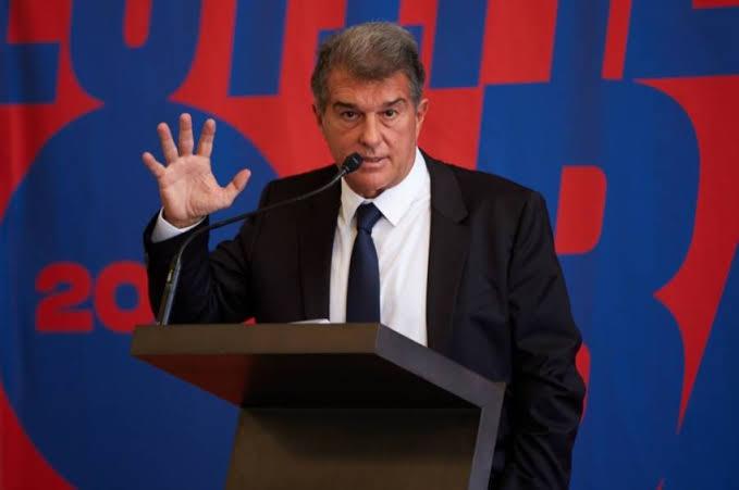 لابورتا يعلن عن تشكيله لمجلس إدارة برشلونة