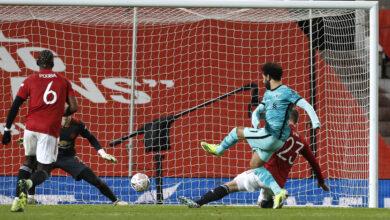المان يوناتيد يطيح ليفربول من كأس الأتحاد الإنجليزي