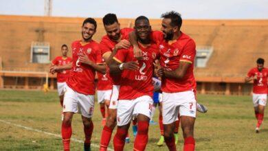 الأهلي يفوز علي سونديب بطل النيجر ذهاباً وإياباً ويتأهل لدور ال 16