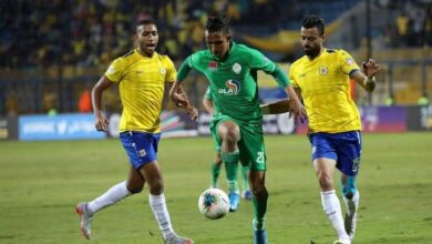 الرجاء يدك شباك الإسماعيلي بثلاثية ويتأهل لنهائي البطولة العربية