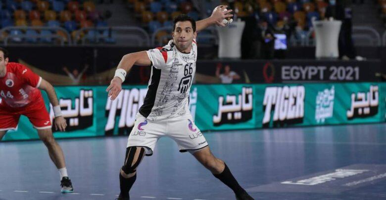منتخب مصر لليد يفوز علي الاتحاد الروسي بمونديال اليد