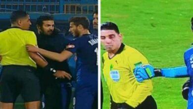 مصدر بإتحاد الكرة.. يفسر سبب عقوبة محمد الشناوى واختلافها مع واقعة رمضان صبحى