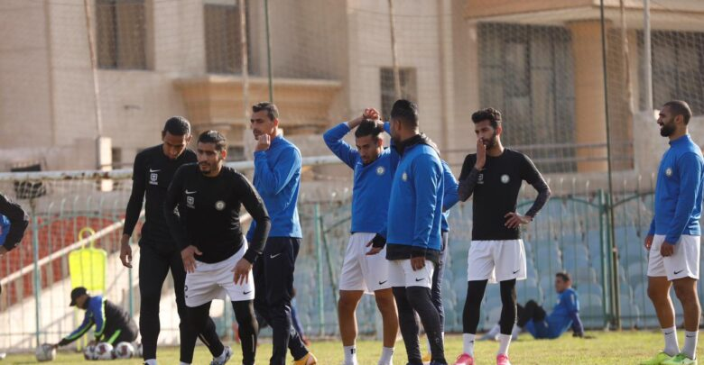سلبية مسحة كورونا للاعبي البنك الأهلي قبل مباراة إنبي