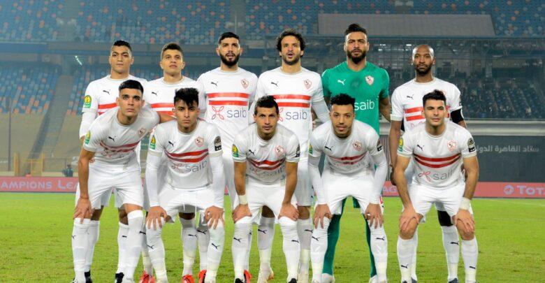 الزمالك يحقق فوزا صعبا علي إنبي بالدوري المصري