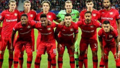 مواجهة قوية بين ليفركوزن وآينتراخت في الدور الثاني من كأس ألمانيا