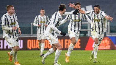 لاعب عربي ينقذ يوفنتوس من الإقصاء في كأس إيطاليا