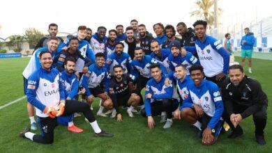 الهلال السعودي يعلن رحيل عمر خربين عن النادي