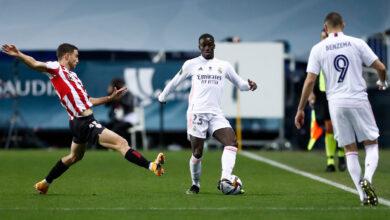 بيلباو يقصي ريال مدريد ويتأهل لنهائي كأس السوبر الإسباني