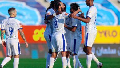 الهلال ضيفا ثقيلا علي الأهلي في قمة الدوري السعودي
