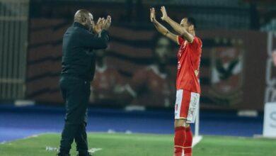 التشكيل الرسمي للنادي الأهلي أمام البنك الأهلي بالدوري المصري