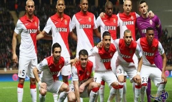التشكيل الرسمي لنادي موناكو لمواجهة مارسيليا بالدوري الفرنسي