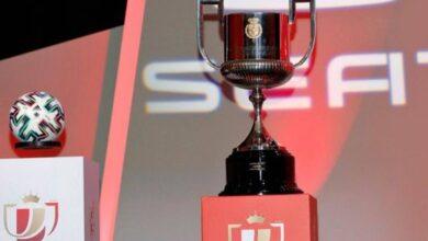 قرعة سهلة لريال مدريد وبرشلونة في كأس الملك
