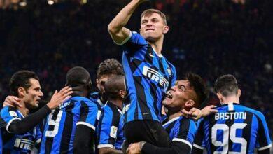 """الإنتر """"يقتل"""" فيورنتينا ويتأهل لربع نهائي كأس إيطاليا"""