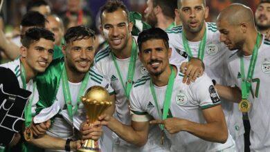 الشباب السعودي يقترب من ضم نجم منتخب الجزائر
