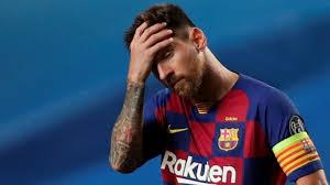 """صدمة لجماهير """"برشلونة"""" ميسي مهدد بالغياب أمام""""سوسيداد"""""""