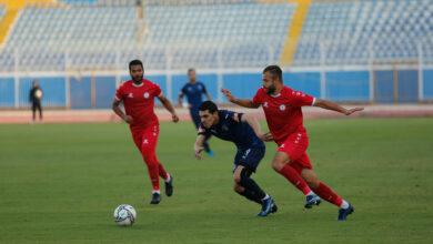 بيراميدز يضرب العبور برباعية في كأس مصر