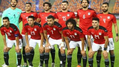 تعرف علي التشكيل الرسمي لمنتخب مصر لمواجهة جزر القمر