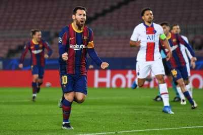 ميسي يقود برشلونة لمواجهة فياريال بالليجا