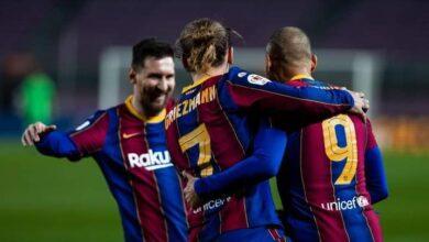 برشلونة يحقق ريمونتادا مثيرة أمام أشبيلية ويتأهل لنهائي كأس ملك إسبانيا