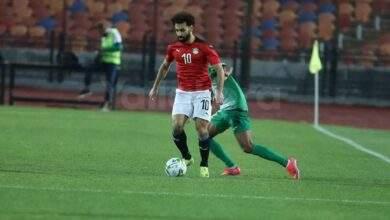 المنتخب المصري يكتسح جزر القمر برباعية في ختام تصفيات كأس أمم أفريقيا