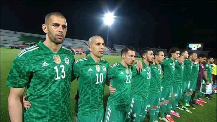 منتخب الجزائر يكتسح بوتسوانا بخماسية نظيفة ويسعي للدفاع عن لقب كأس الأمم الأفريقية