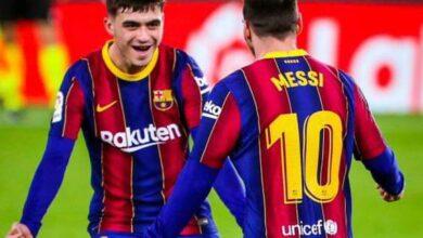 تعرف علي تشكيل برشلونة لمواجهة إشبيلية بالدور نصف النهائي لكأس ملك إسبانيا
