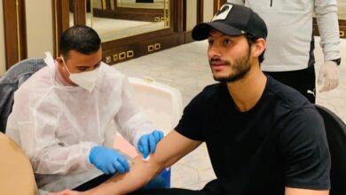 الشناوي ومصطفى محمد علي رأس الفريق لإجراء المسحة الطبية