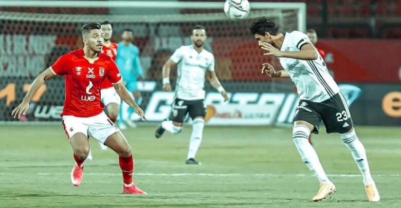 الأهلي يقع في فخ التعادل أمام الجونة بالدوري المصري