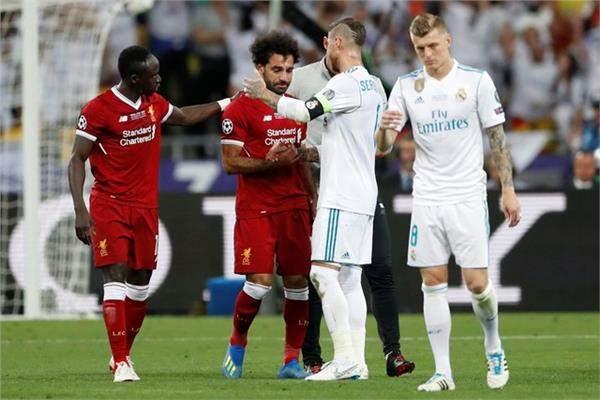 ليست مكسبي.. 4 قنوات مفتوحه لإذاعة مباراة ريال مدريد مع ليفربول