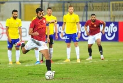 سيراميكا كليوبترا تهزم الدراويش من بطولة الدوري المصري