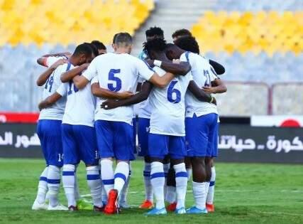 التعادل يخيم مباراة غزل المحلة وسموحة من الدوري المصري