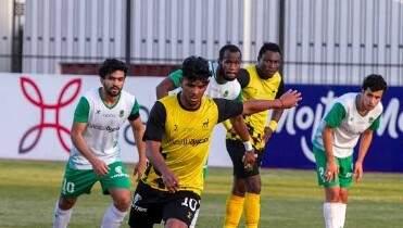 الغزلان يقصي الإتحاد السكندري من كأس مصر