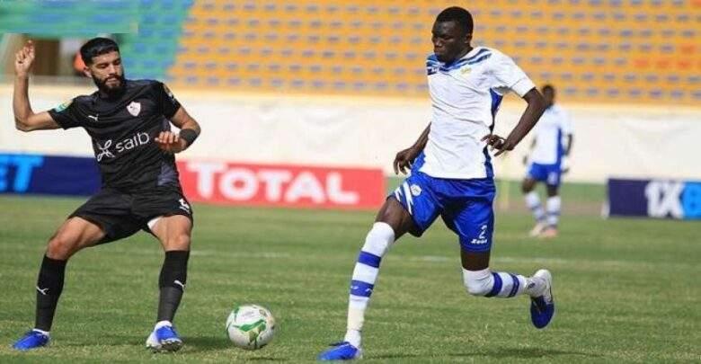 قناة مفتوحه تنقل مباراة الزمالك مع تونجيث السنغالي بدوري الأبطال