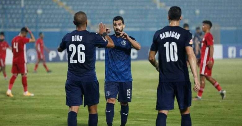 بث مباشر.. مباراة بيراميدز مع الرجاء المغربي بالكونفدرالية