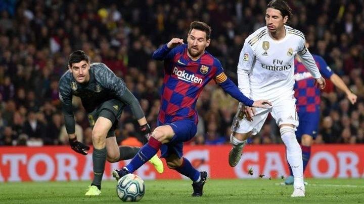 بث مباشر.. مباراة ريال مدريد مع برشلونة بالدوري الإسباني