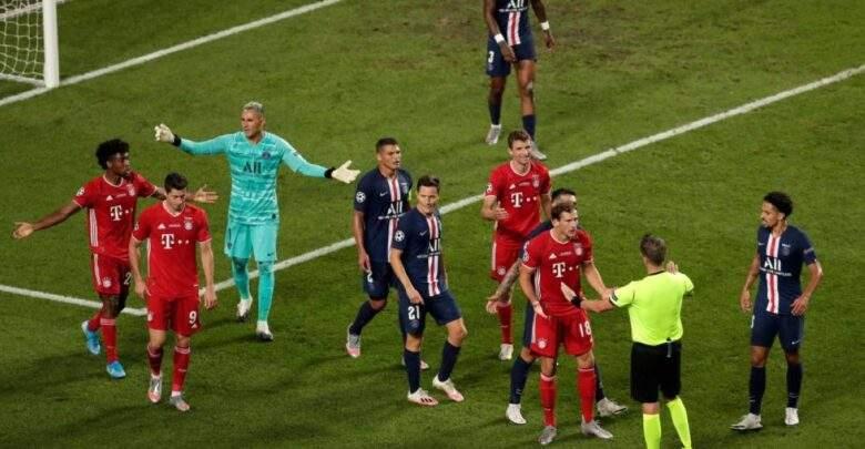 بث مباشر.. مباراة بايرن ميونخ مع باريس سان جيرمان بدوري الأبطال