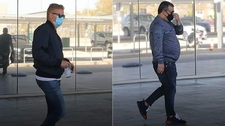 """وصول أشهر وكيل لاعبين رفقة والد """"هالاند"""" إلي برشلونة"""