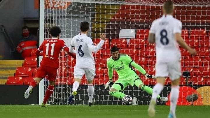 بعد صعود فريقه.. زيدان يحسم موقف انتقال صلاح للريال مدريد