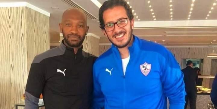 """محمد أسامة """"طبيب الزمالك"""" يطلب أطباء نفسيين لهؤلاء اللاعبين"""
