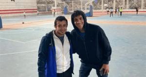 الموت يفجع لاعب نادي الزمالك بعد حادث سير