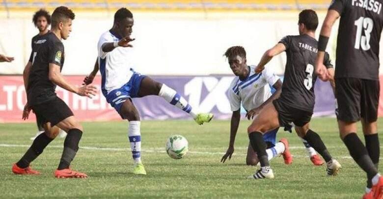 بث مباشر.. مباراة الزمالك مع تونجيث السنغالي بدوري الأبطال