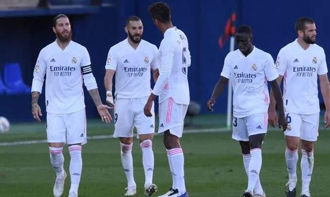 إصابة مدافع ريال مدريد بإلتهاب السمحاق الظنبوبي