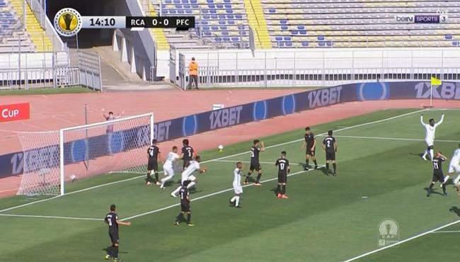 بالفيديو.. هدفي الرجاء المغربي في مرمي بيراميدز بالكونفدرالية