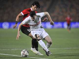 الزمالك يواصل إنتصاراته في الدوري المصري