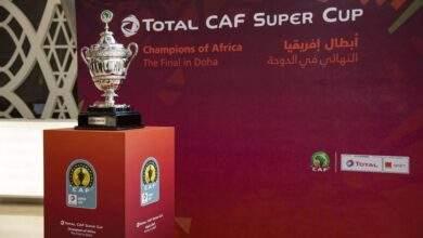 قناة مجانية مفتوحه تنقل مباراة الأهلي مع نهضة بركان في كأس السوبر الإفريقي