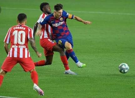 من وراء الستار.. كومان يعلن تشكيل فريقة لمواجهة مدريد بالليجا